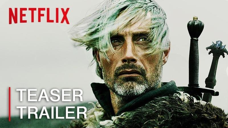The Witcher - Teaser Trailer 1 [HD] Mads Mikkelsen Netflix Series Trailer Concept | Fan Edit