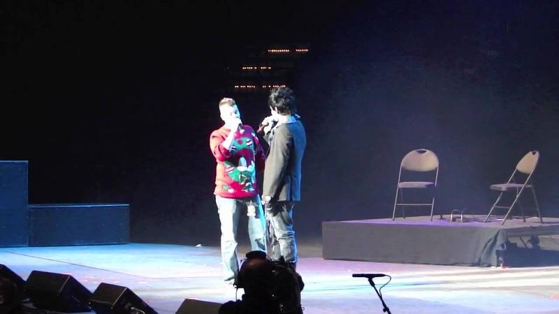 KWDB Jingle Ball 2009 - Adam Lambert