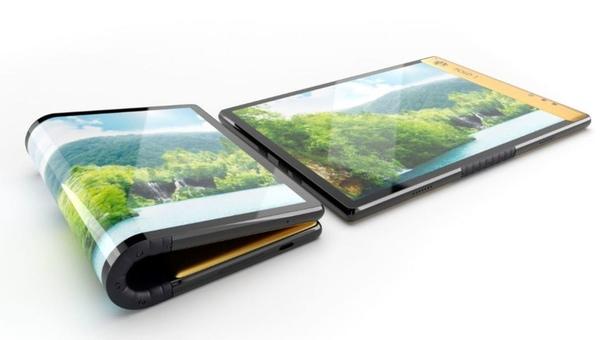 Брат наркобарона Пабло Эскобара представил собственный гибкий смартфон