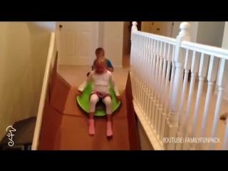 Папы, как всегда, на высоте (Vine Video)