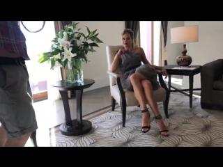 Красивая девушка юлия, юля, ножки, каблуки, сексуальная, красивая, стройная, худенькая, юбка, платье