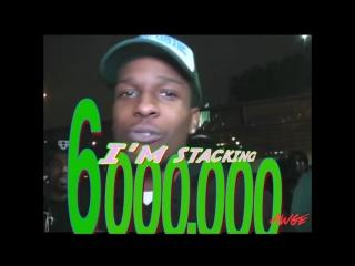 A$AP Rocky, Lil' Flip, MadeinTYO, Maxo Kream & Key! — Freestyle