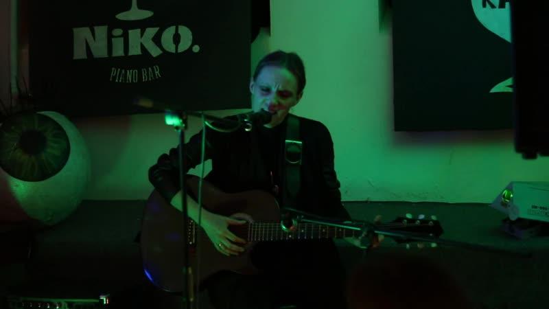Фестиваль РЕЗОНАНС 16.11.2018 Pianobar Niko
