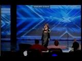 X Factor Georgia X ფაქტორი - Tamuna Shaverdashvili