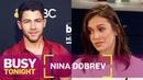 Nina Dobrev Has Been to Nick Jonas' House   Busy Tonight   E!