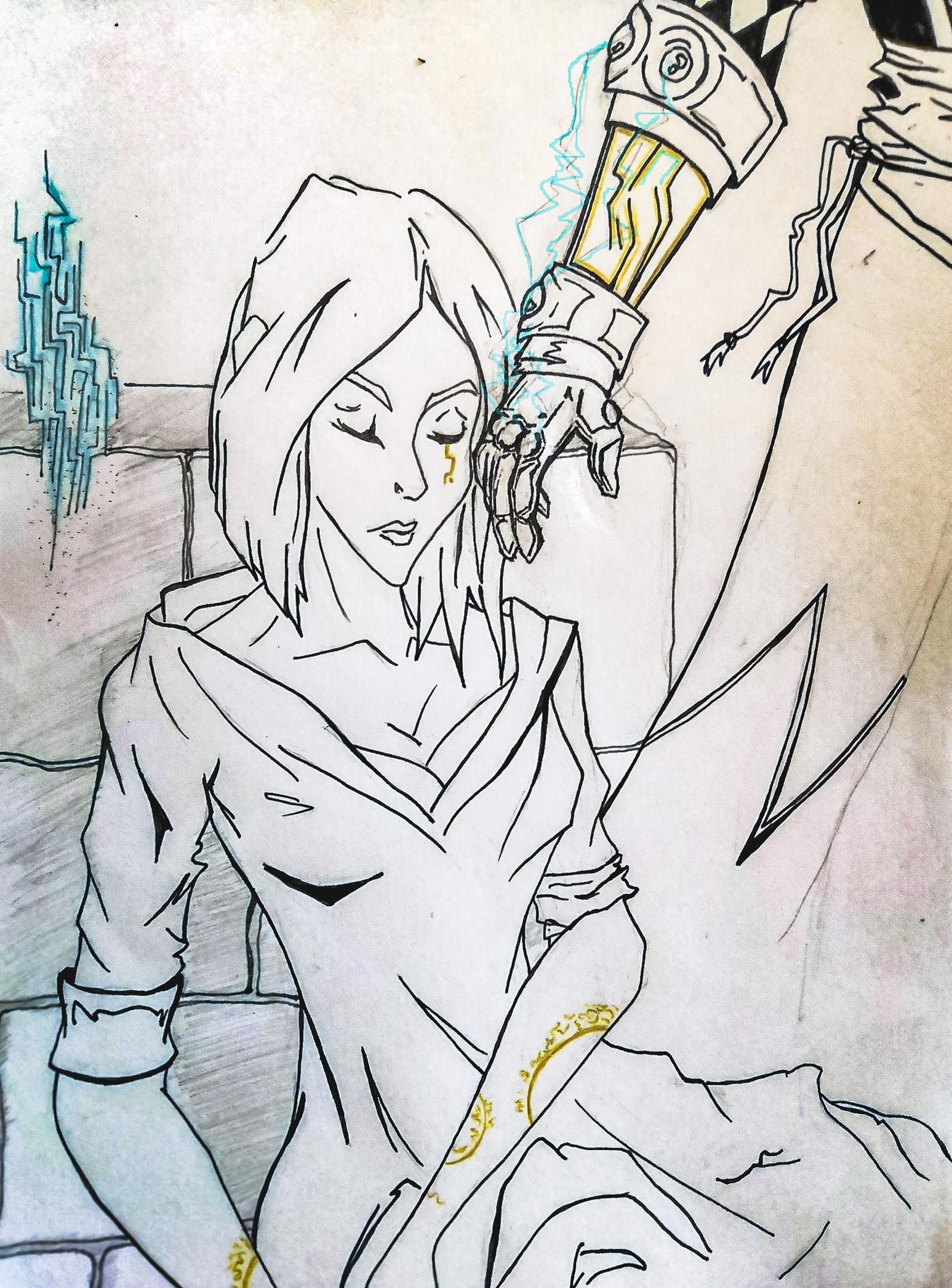 Osiris and Sagira