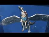Fire Emblem Warriors  трейлер для Tokyo Game Show (Nintendo Switch)