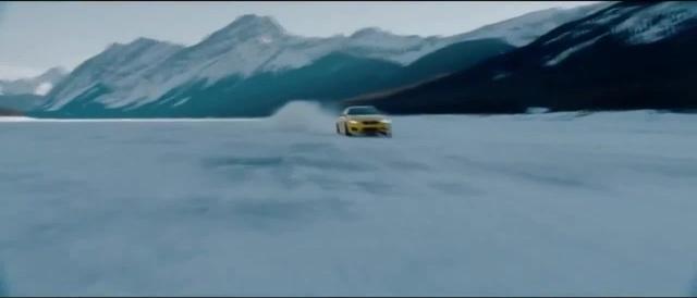BMW M6 Cold Drift