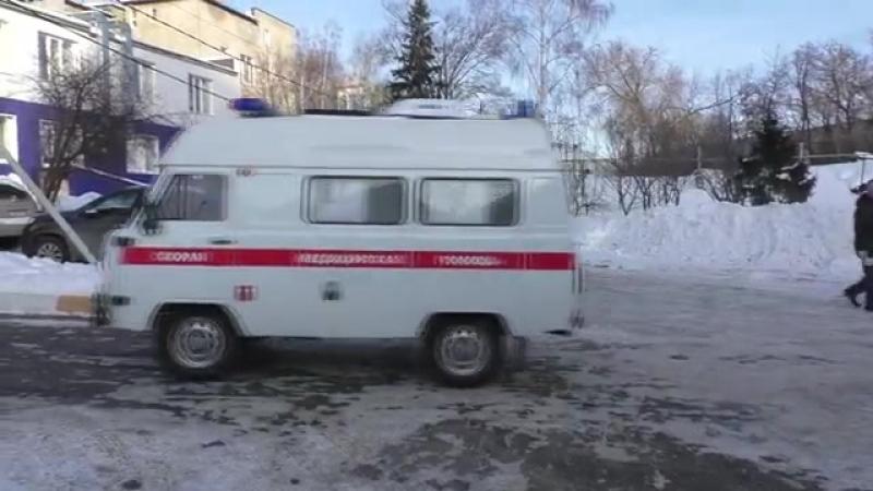 В Ульяновске обманули медиков!.mp4