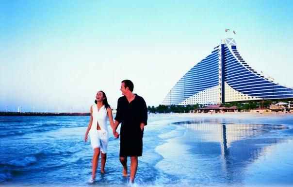 Романтическое путешествие в Дубай на День Св. Валентина!