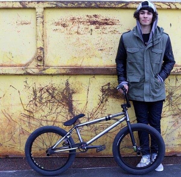 kevin peraza bikecheck mongoose