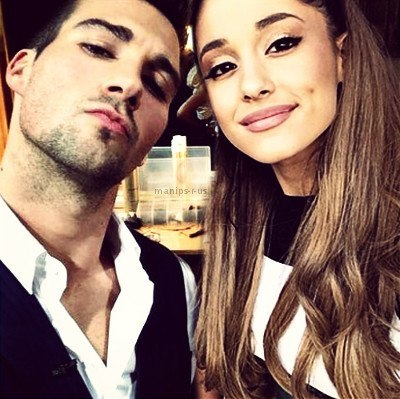 is ariana grande dating james maslow