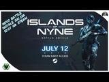 ISLANDS OF NYNE - NOVO BATTLE ROYALE SAI NA STEAM DIA 1207