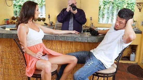 LetsTryAnal – Silvia Saige – MILF Takes it in the Ass