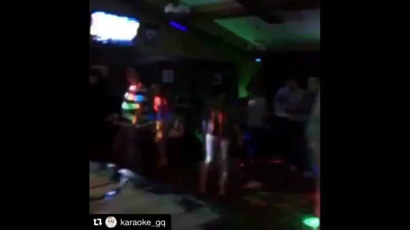 Караоке бар GQ ИСТРА😎💃🏽👏👏👏