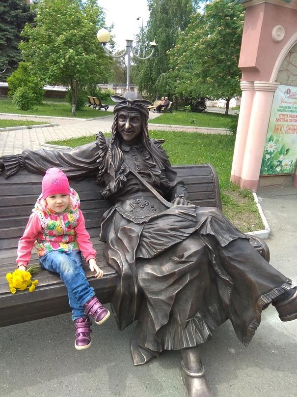 Анастасия Учкина   Челябинск