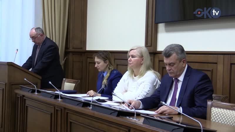 В Колпинском районе состоялось заседание Антитеррористической комиссии