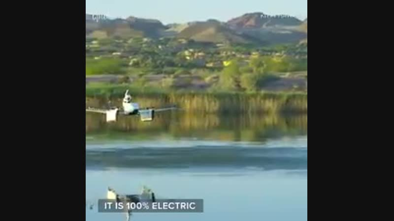 Квадрокоптеры уже достигли таких размеров, что запросто могут возить людей.
