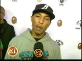 Bape Store Opening in Los Angeles with Pharrell Omarion Mike Tyson Jermaine Dupri nd Many more