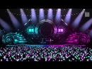 Kasane Teto Yowane Haku Akatsuki Arrival Project Diva F 2nd