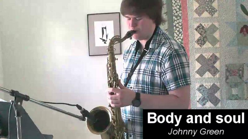 DU Audition - 3 Jazz Standards (My Romance, Recordame, Body and Soul)