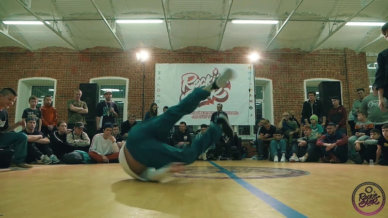 ROCKING STAR 2018 | BREAKING JUNIOR 1x1 |bboy Green vs bboy Gekkon | 1/4 final