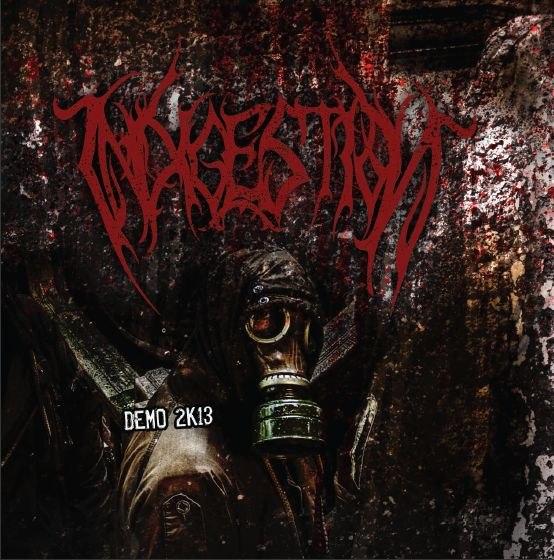 Indigestion - Indigestion [EP] (2013)