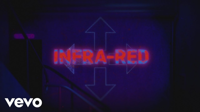 Three Days Grace - Infra-Red (Official Lyric Video)