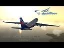 XP10 Airbus 330 JARDesign руководство для начинающих пилотов ч 1