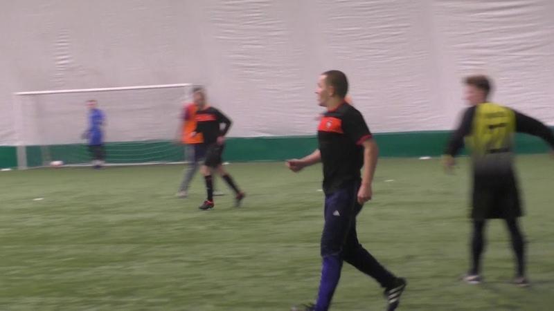 FC Piterška Žvežđa 0:0 Оккервиль (Обзор)