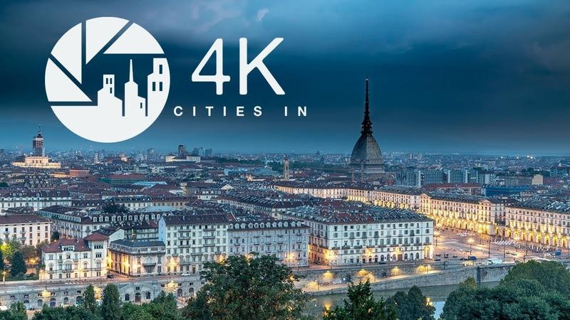Turin in 4K