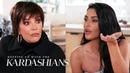 Kim Kardashian Hijacks Kris Jenner's Christmas Eve Party KUWTK E