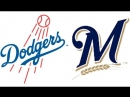 NL / 20.07.18 / LA Dodgers @ MIL Brewers 1/3