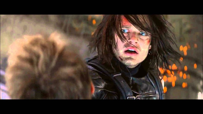 Captain America The Winter Soldier Clip I'm With You Till The End of the Line 1080p HD