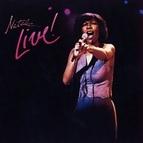 Natalie Cole альбом Natalie Live