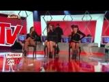 Болгарская певица без нижнего белья