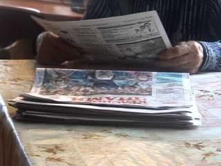 Газеты доходят до жителей частного сектора в последнюю очередь