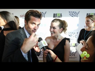 Green Event Spotlight: HSUS 26th Genesis Awards -- Seamus Dever Interview