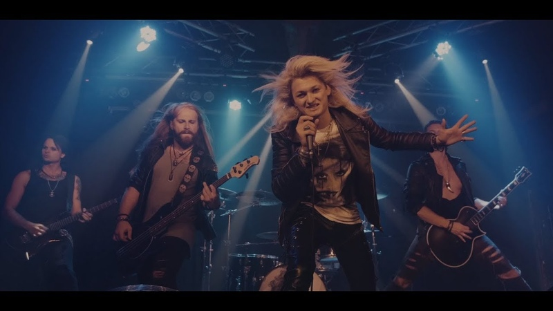KISSIN DYNAMITE - Let There Be Night (POWERWOLF Cover) | Napalm Records