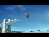 Слоны в свободном полёте