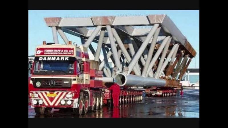 Heavy haulage-sværgods-torben rafn