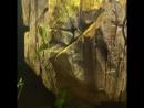 Аквариум с объёмным 3d фоном Aqua Rocks