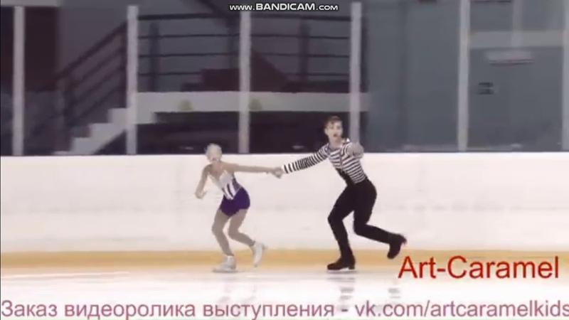Анна Щеглова Илья Калашников ПП КМС 2 этап Кубка Санкт Петербурга 2018