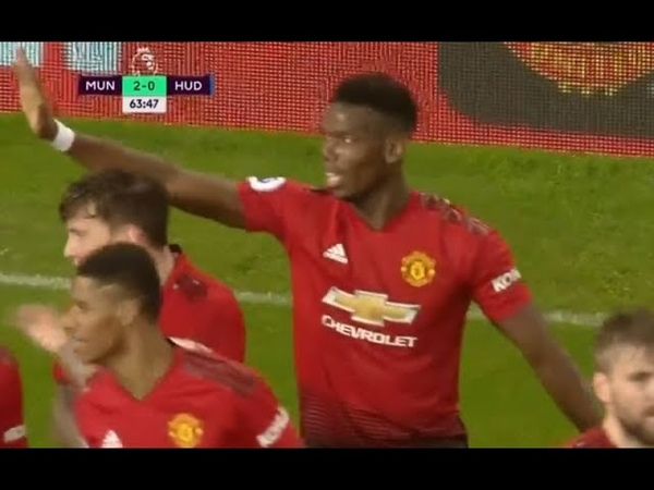 Paul Pogba scores classy second goal for Man United, these fans instantly troll Jose Mourinho