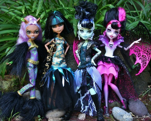 Monster High l ������ ��� l...