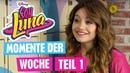 SOY LUNA - Staffel 3: Momente der Woche Teil 1 | Disney Channel