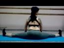 Табала Ирина, работа ягодичными мышцами. Кусочек тренировки по трайбл фьюжн