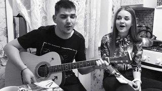 Макс Корж - В темноте (cover Krava и Даша Дубровская)
