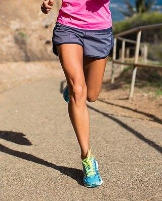 бег для похудения по утрам: