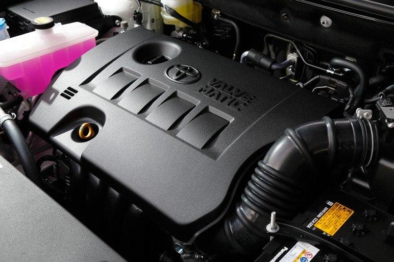 2-литровой мотор Toyota Harrier 2014